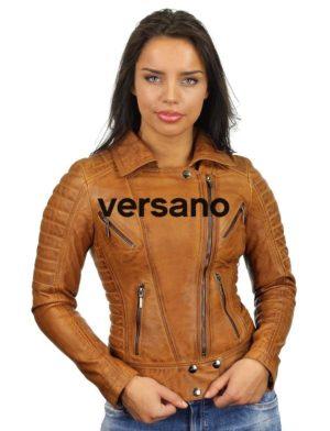bikerjas-dames-cognac-versano-336-model2