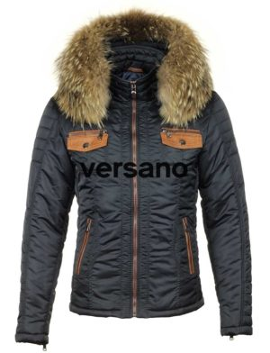 Winterjas Dames Extra Warm.Jas Met Bontkraag Heren Jassen Met Bontkraag Heren Leather Shop Doci