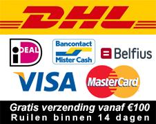DHL-betalingen