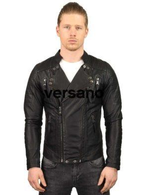 zwarte-leren-heren-bikerjack-versano-tr60-model2