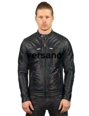 heren-leren-jas-zwart-blauw-TR46-model3