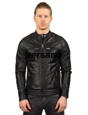 leren-jas-heren-zwart-versano-TR46-model2
