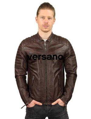 leren-jassen-heren-bruin-biker-model-TR36B-versano-model4