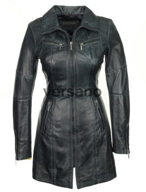 Leren jassen dames, Leren jas dames Leather Shop Doci