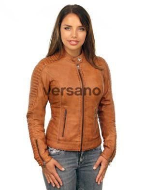 leren-jassen-dames-cognac-versano-341-model2
