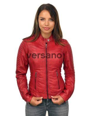 leren-jassen-dames-rood-versano-341-model1
