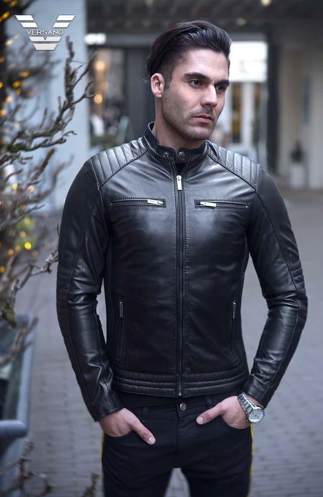 Leren jassen dames en heren jasjes Leather Shop Doci