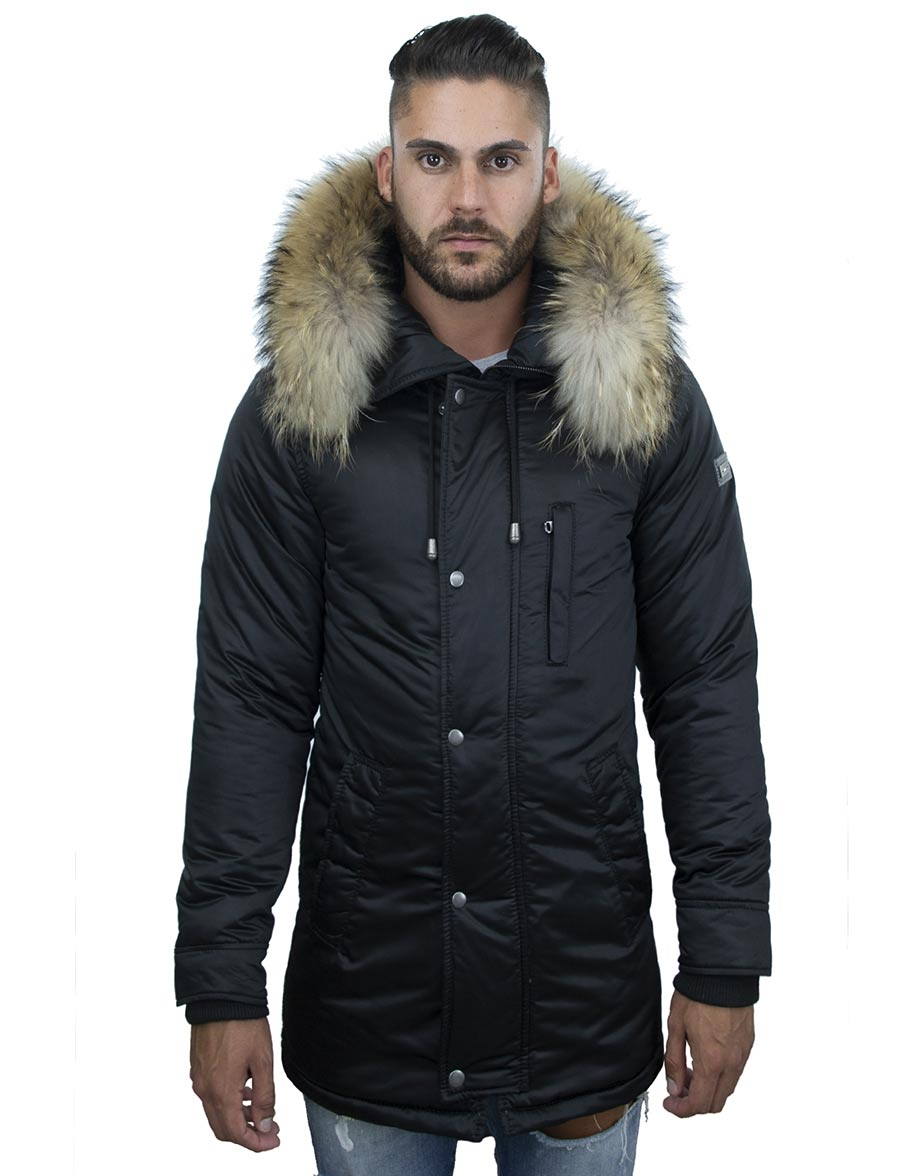 heren parka jas Archives Leather Shop Doci